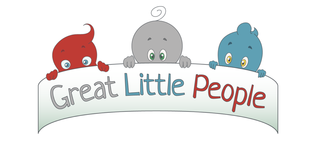 Logotipo Great Little People