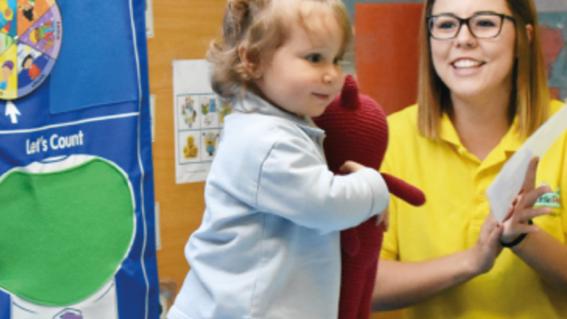 inglés para niños de 1 a 7 años