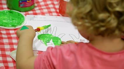 Motricidad infantil durante la educación