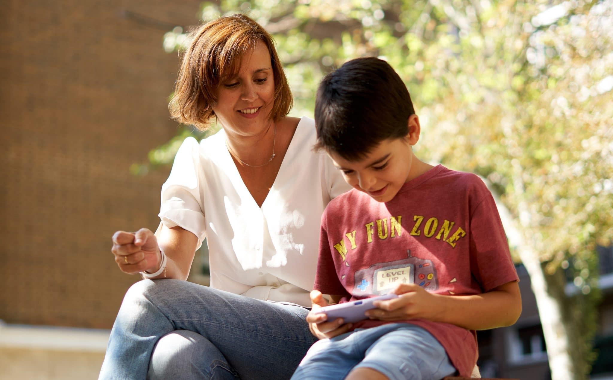 Sesiones online en inglés para niños