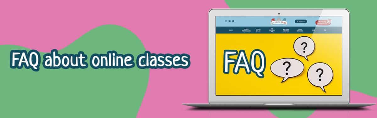 sesiones online en inglés
