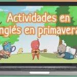 Actividades de primavera para niños