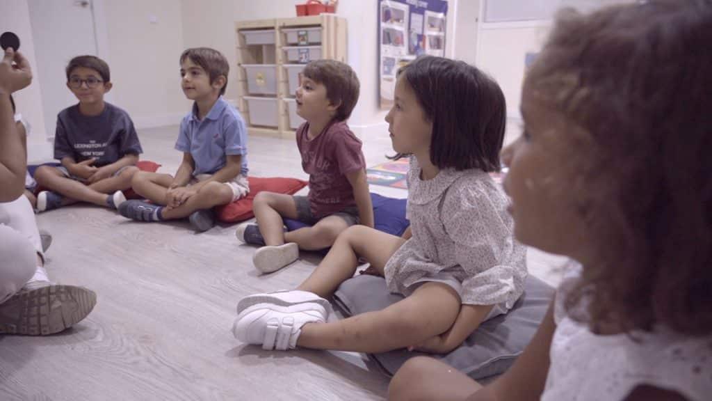 Aprender inglés en edades tempranas